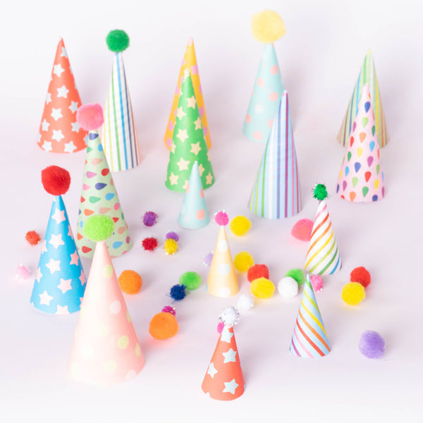 Party et Cie - Mini Party Hats