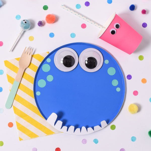 Party et Cie - Monster Party Place Setting