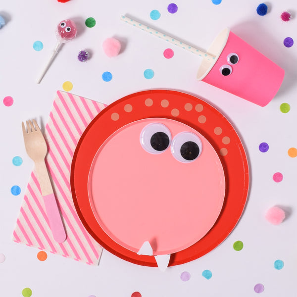 Party et Cie - Party Monster Party Place Setting