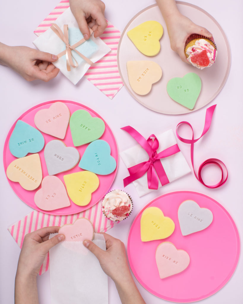 Sweetheart Cookie Party
