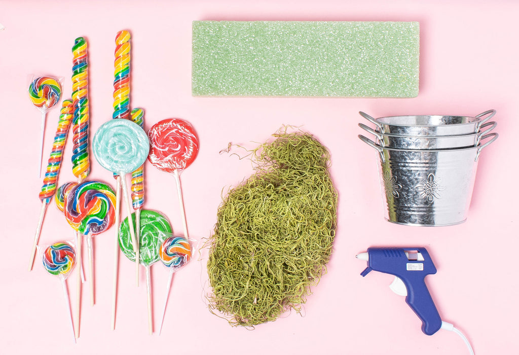 Lollipop Plant - Materials