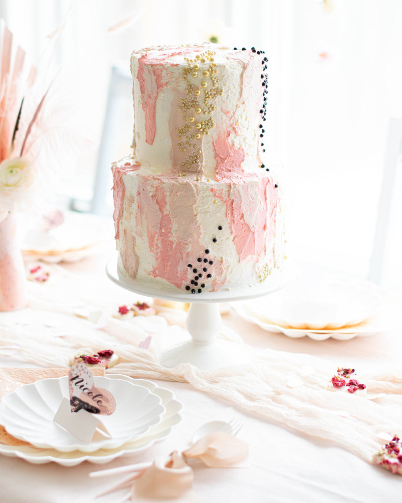 Party et Cie - Abstract Cake