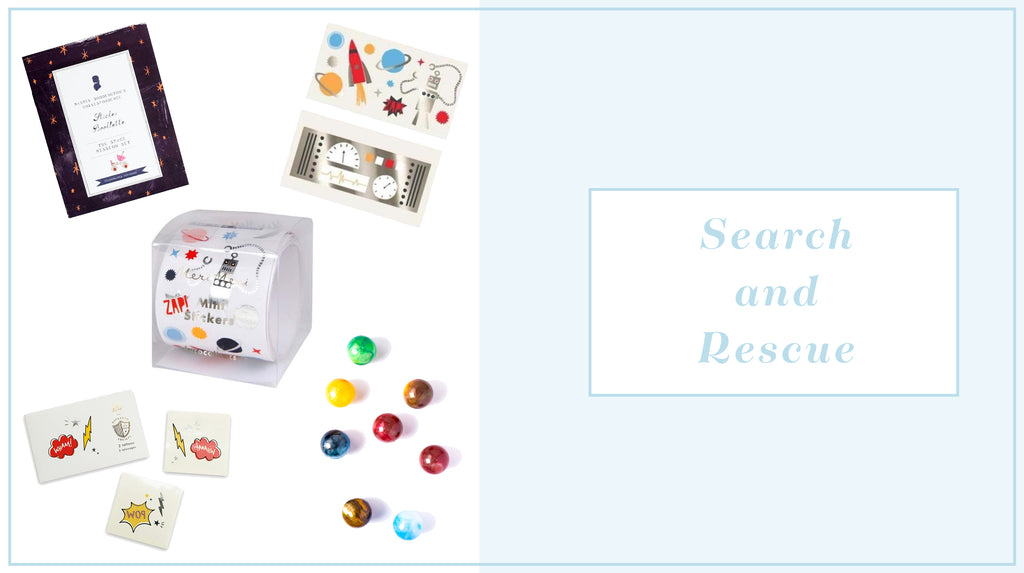 Party et Cie - Search and Rescue Stocking Stuffers