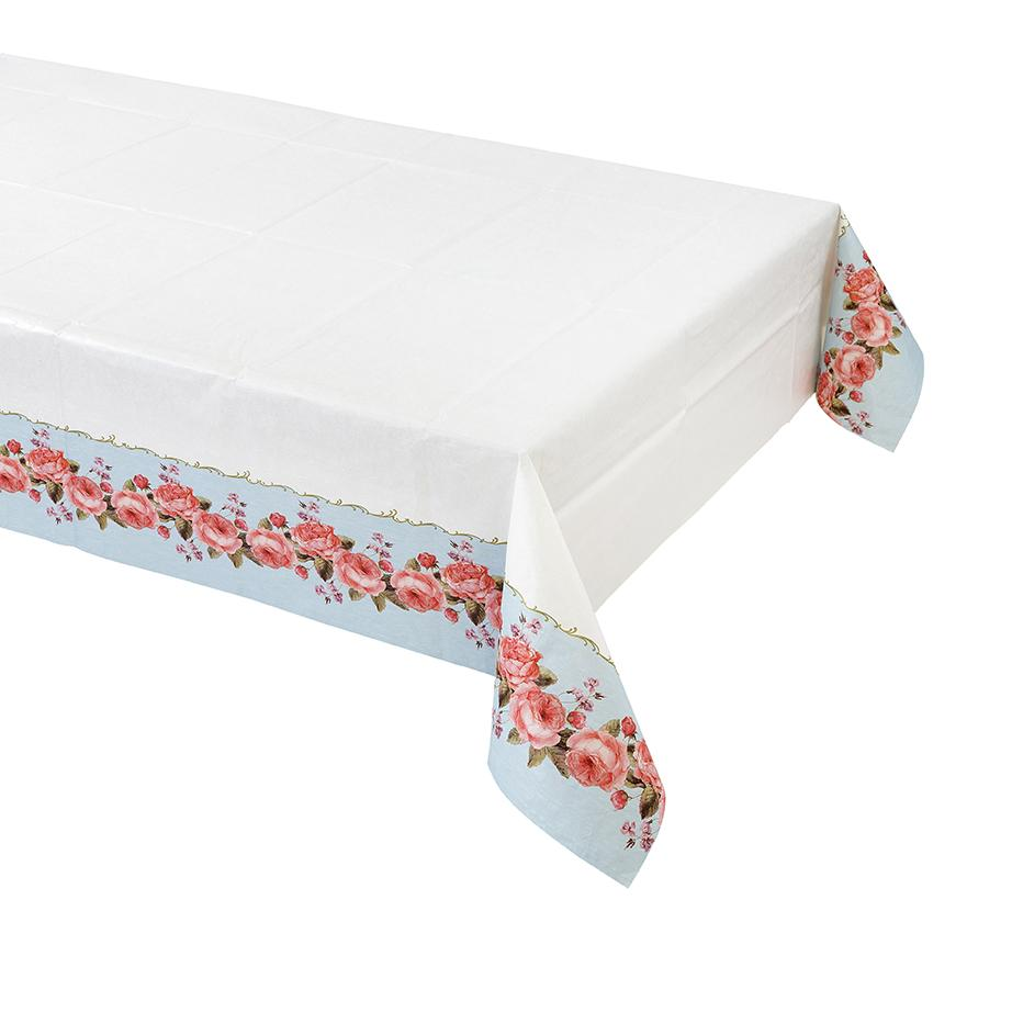 TRULY CHINTZ TABLE COVER