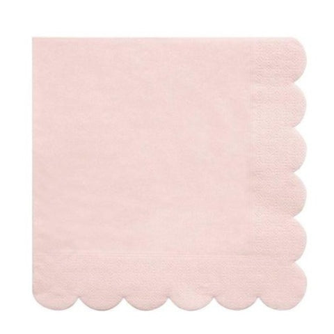 DUSTY PINK LARGE NAPKIN