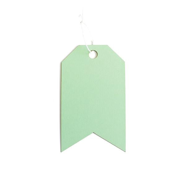 GIFT TAGS - MINT