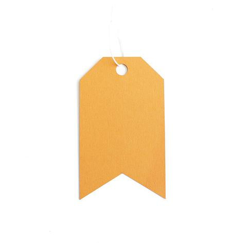 GIFT TAGS - PUMPKIN