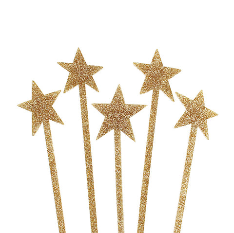 CAKE TOPPER - SHOOTING STARS