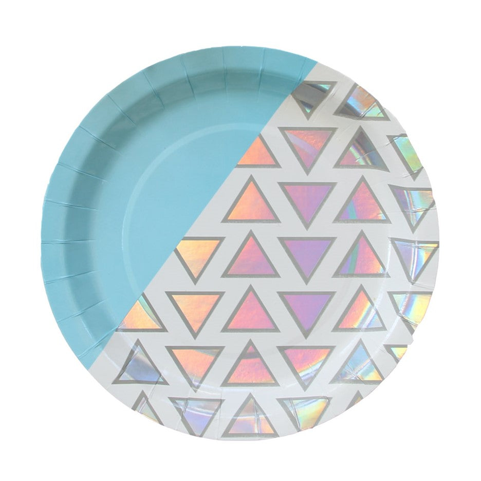 DISCO DIAMOND LARGE PLATES