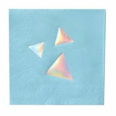 DISCO DIAMOND LARGE NAPKINS