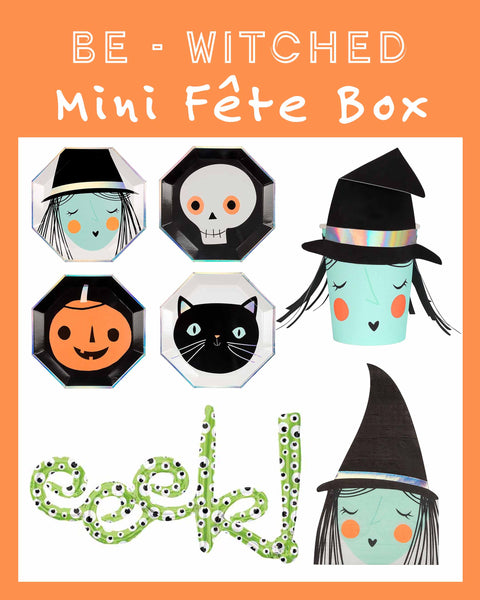 BE-WITCHED MINI FÊTE BOX