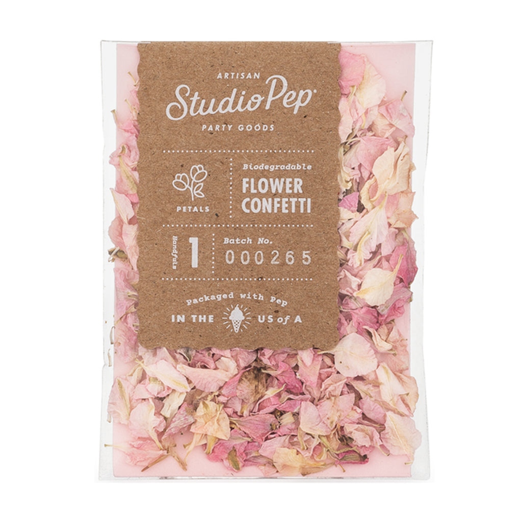 BLUSHING MINI CONFETTI PACK
