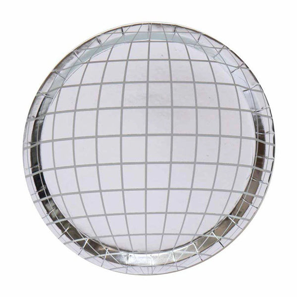 DISCO BALL LARGE PLATES