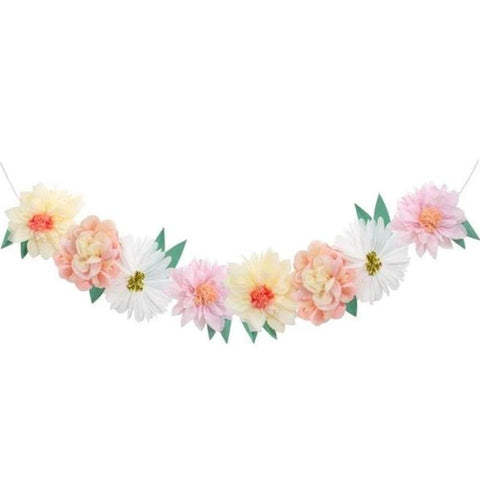 FLOWER GARDEN GIANT GARLAND