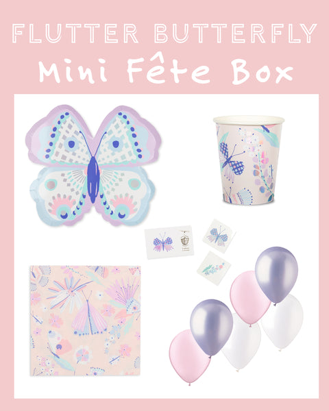 Butterfly Party In a Box