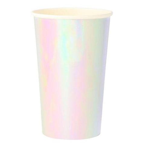 IRIDESCENT HIGHBALL CUP