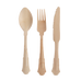 FORKS - CLASSIC WOODEN