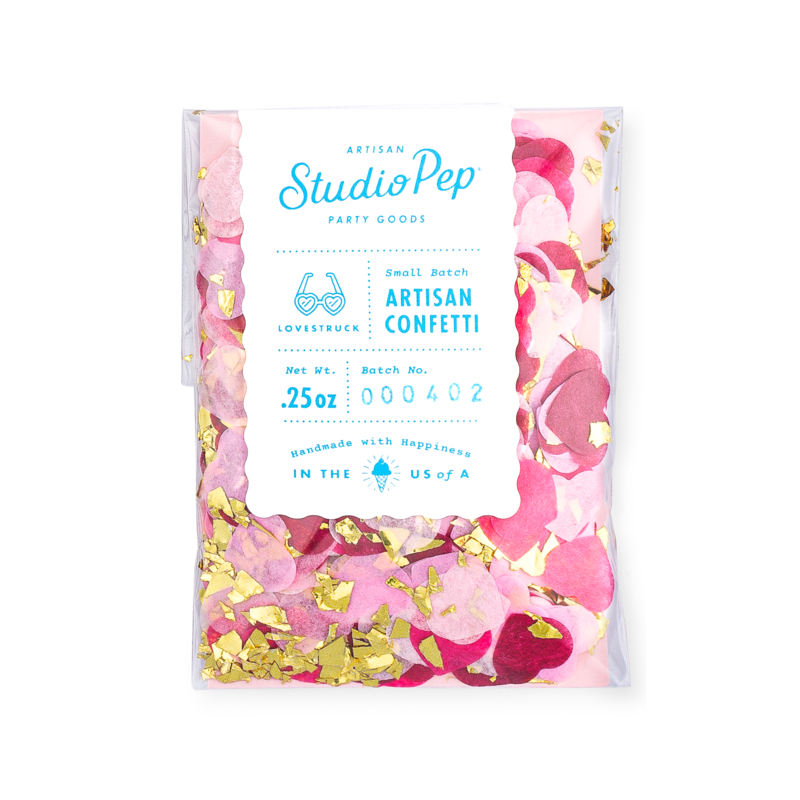 LOVESTRUCK CONFETTI PACK