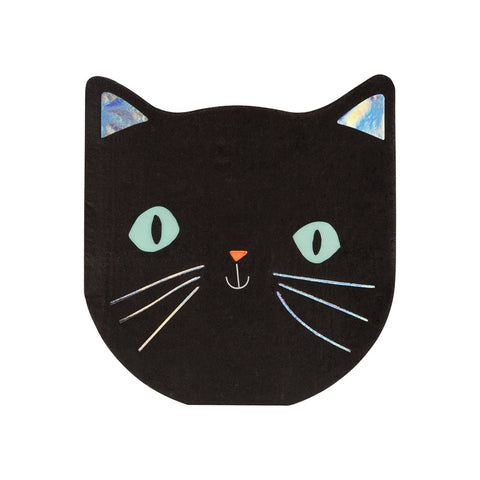 CAT DIE CUT NAPKINS