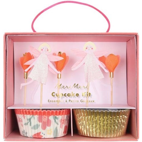 CUPCAKE KIT - FAIRIES