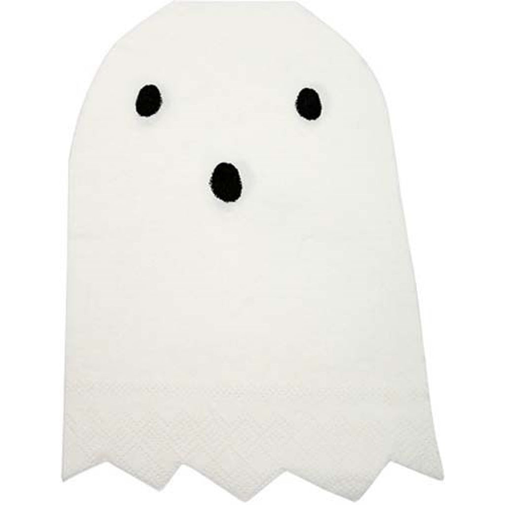 GHOST DIE CUT LARGE NAPKINS