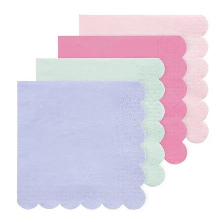 MIXED SIMPLY ECO LARGE NAPKINS