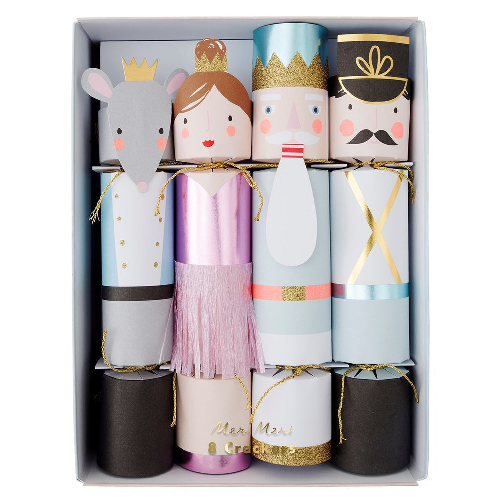NUTCRACKER CRACKERS