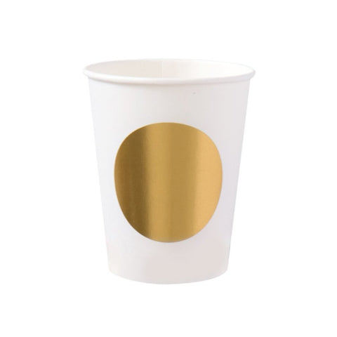 GOLD DOT CUP