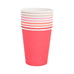 PRETTY IN PINK SOLID CUPS