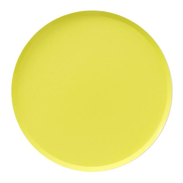 CHARTREUSE LARGE PLATES