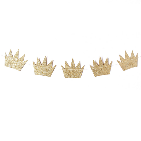 GARLAND - PRINCESS CROWN
