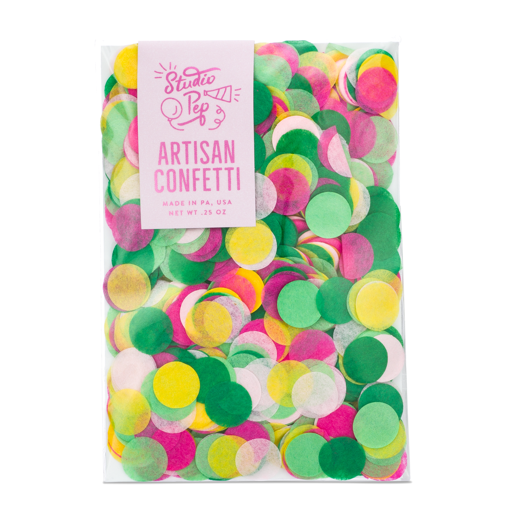 TROPICAL CONFETTI PACK