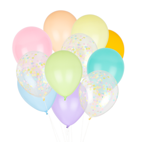 PARTY BALLOONS - WHIMSY CLASSIC