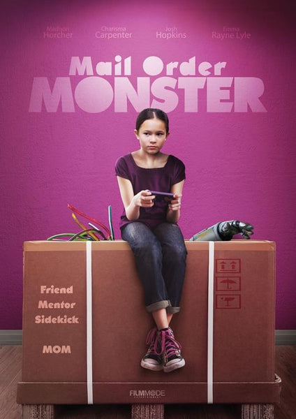 "MAIL ORDER MONSTER ""MOM"""