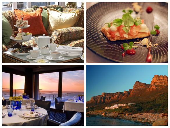 Savor the Flavors of Summer in South Africa at The Twelve Apostles Hotel and Spa