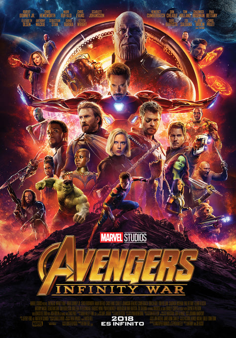 Avengers: Infinity War - Payoff trailer & poster