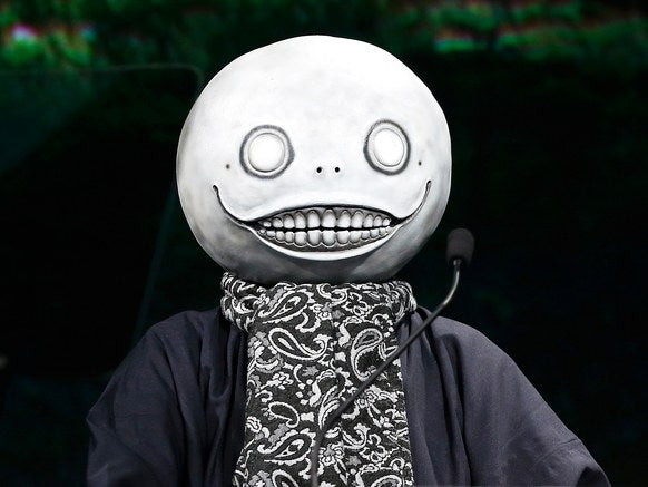 Behind the Mask With Yoko Taro, Videogames' Most Interesting Designer