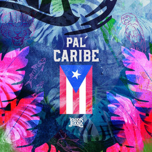 "LOCOS POR JUANA RELEASE ""PAL' CARIBE"" REMIX AND MUSIC VIDEO FT. AKAE BEKA (MIDNITE)"