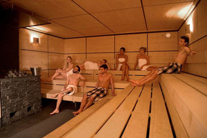 Frequent sauna bathing reduces risk of stroke