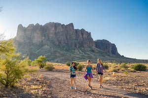 Geotagging & Desert Activities Featured in Visit Mesa's All New Adventure Explorer Guide