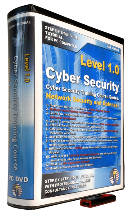 Cyber Security Training Course | Basic Level 1.0 Network Security and Defense