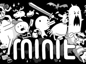 Minit Sets Off For Sixty Second Adventures on April 3