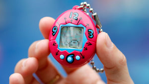 Tamagotchis are finally coming to your phone