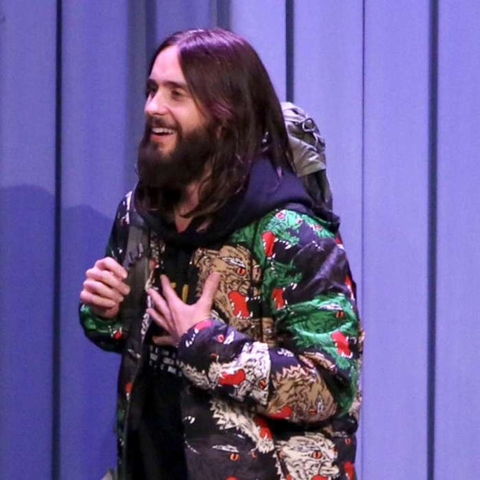 Jared Leto road trips across U.S. to promote new album