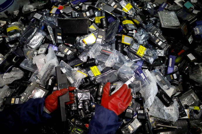 South Korea pulls rare battery materials from recycled tech