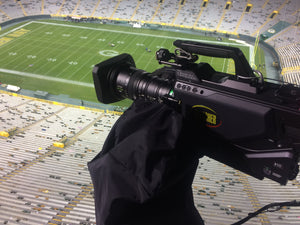 SONY CAMERA AND FUJINON LENS PAIRING CAPTURE END ZONE CLOSE UPS FOR MONDAY NIGHT FOOTBALL