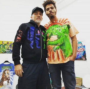 Seth Troxler curates Scooter LaForge show at Jealous Gallery, London
