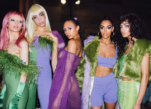 America's Next Top Model Alums Take the New York Fashion Week Runway