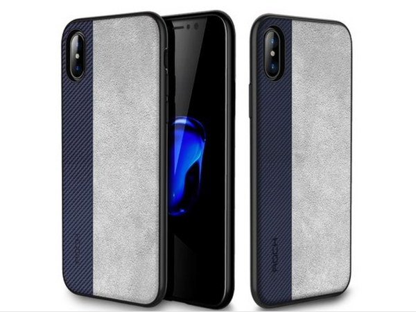ROCK PU LEATHER PHONE CASE - X-Tronikz