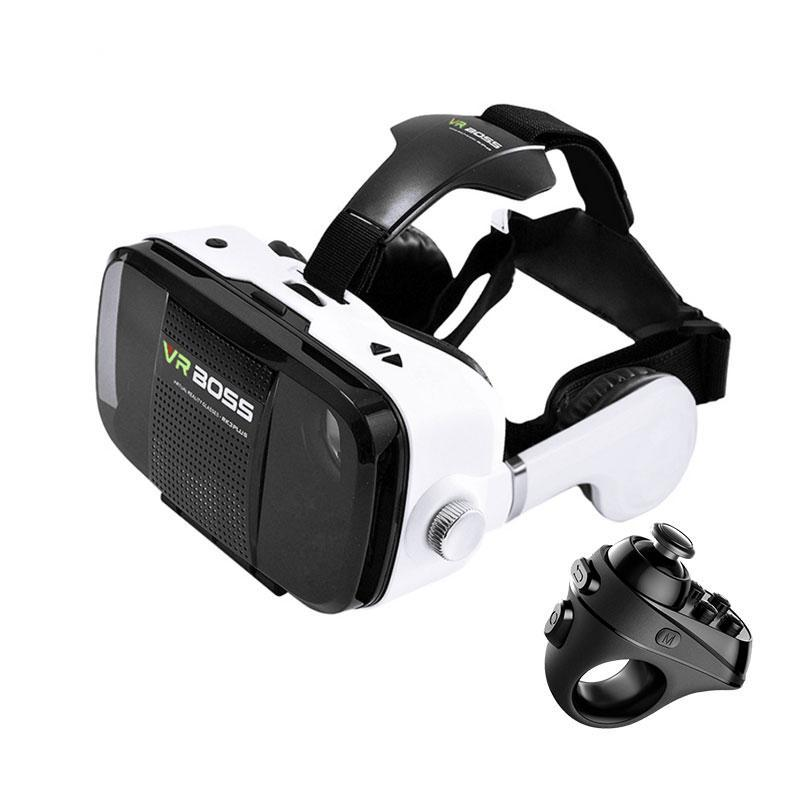 VR BOSS + remote Game pad - X-Tronikz
